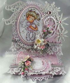 Noor!  Design Winter Wishes Door Jenny Dix