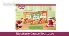 Ricettario Cameo Fruttapec omaggio: richiedilo adesso!