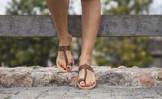 Beige Sandals, Toe Ring Sandals, Bridal Sandals, Leather Sandals Flat, Metallic Sandals, Strappy Sandals, Gladiator Sandals, Greek Sandals, Comfortable Sandals