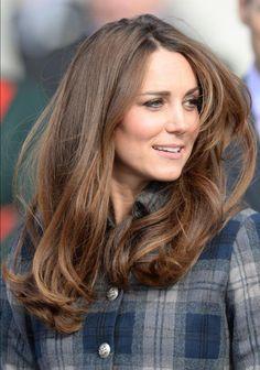 Best hair ever! Kate Middleton