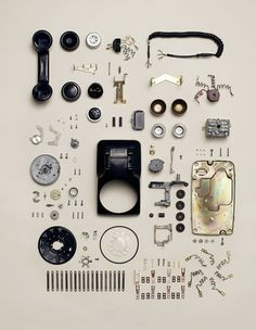 Old Phone - 20x200