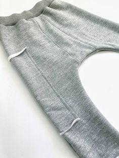 Drop crotch pants yoga pants long shorts drop crotch