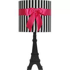 $24.97   your zone paris lamp