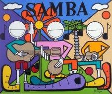 """La musique brésilienne est née de la fusion d'un triple héritage amérindien, européen et africain. Multiculturelle et """"anarchique"""" à l'origine, chaque région y va de sa petite ritournelle, elle se codifie voilà plus d'un siècle sous l'impulsion de quelques..."""