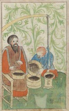 Kriegstechnik (Bilderhandschrift) Oberrhein · um 1420-1440 Ms. Rh. hist. 33b  Folio 69r