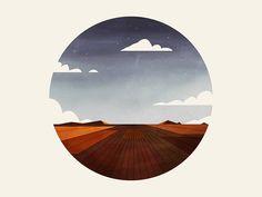 Fields by Leo Romanski