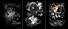 Ma jungle d'Antoine Guilloppé : un album jeunesse prenant et fascinant!! - Baz'art : Des films, des livres...