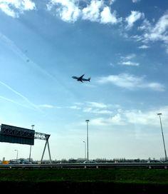 Plane Schiphol