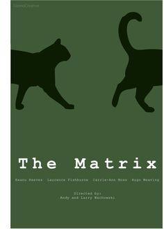 The Matrix (1999, Andy & Lana Wachovsky) o el mito de la caverna cibernético (y Lynchiano) #thematrix #movies