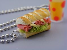 For a certain friend who adores ham and cheese. Haha toooooo funny!
