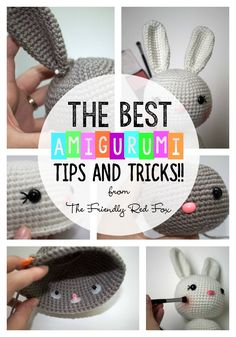I have fallen head over heels in love with amigurumi! I am entirely self taught when it comes to crochet (with help from youtube and...