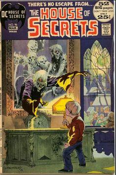 Bernie Wrightson cover art