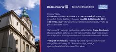 Charity Concert J. S. BACH: THE ART OF FUGUE for Charta 77 Foundation | Konto Bariéry  Irena Kosíková - Organ  Sunday 1st November 2015, 6 p.m, Church of St. Salvátor (Salvátorská 1, Prague) #Bach330