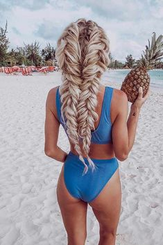 Braided Hairstyle For Bohemian Style ★ Bohemian hairstyles are nothing but the embodiment of wildness and femininity! Want your hair to look effortless and cute? Dive into our gallery to keep up wi… Box Braids Hairstyles, Bohemian Hairstyles, Summer Hairstyles, Hairstyle Ideas, Wedding Hairstyles, Teen Hairstyles, Hairstyles For Swimming, Curly Braided Hairstyles, Beach Hairstyles For Long Hair