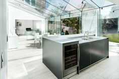 The Glass House by AR Design Studio | HomeDSGN, a daily source for inspiration and fresh ideas on interior design and home decoration.