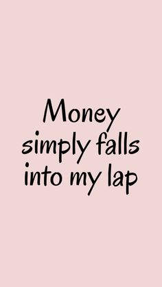 47 Money Affirmations Plus Free Printables - Rad Planner Positive Affirmations Quotes, Wealth Affirmations, Morning Affirmations, Law Of Attraction Affirmations, Affirmation Quotes, Positive Quotes, Motivational Quotes, Inspirational Quotes, Rihanna