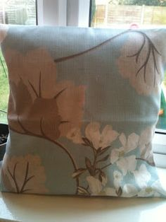 Jules at Home: My New Favourite Laura Ashley Cushion Covers :)