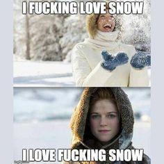 Game of Thrones funny memes Jon Snow Game Of Thrones Tattoo, Game Of Thrones Meme, Narnia, Ygritte And Jon Snow, Gossip Girl, King Jon Snow, Fandom Games, Got Memes, Love Games