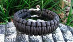 A few very talented and creative people started making tens of variants for this bracelet. Now you can make a paracord belt, keychain, dog leash, knife lanyard and even a paracord purse, if you want to.