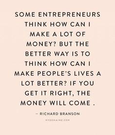 Richard Branson Discusses How Failure Is Essential to Success | MyDomaine