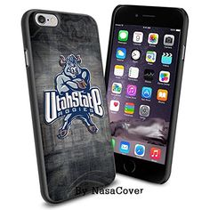 NCAA University sport Utah State Aggies , Cool iPhone 6 Smartphone Case Cover Collector iPhone TPU Rubber Case Black [By NasaCover] NasaCover http://www.amazon.com/dp/B0140N09YE/ref=cm_sw_r_pi_dp_bI23vb0JWQEZN