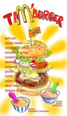 Tambouille» hamburger
