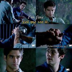 Stiles and Scott in Teen Wolf Season 5 Episode 2