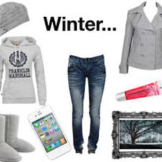 Winter clothes - Im ready for winter!