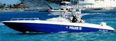 Cool Police boat !