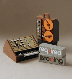 Dan McPharlin -Analogue Miniature Synthesizers
