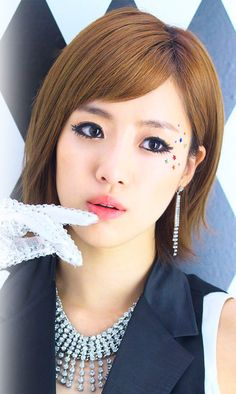T-Ara - Sexy Love - Ham Eun Jung~Come visit kpopcity.net for the largest discount fashion store in the world!!