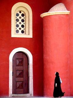 Nun, Zica Monastery, Serbia: Photo by Photographer Pavle Marjanovic - photo.net