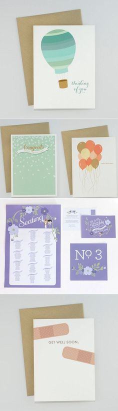 Swoon-worthy stationery  GIVEAWAY! (With 2 Winners)