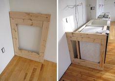 Ikea Varde Cabinet for Dishwasher | Kitchen Island ideas ...