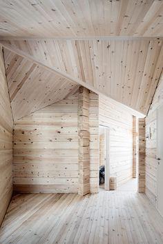Aslak Haanshuus Arkitekter · Cabin Femunden