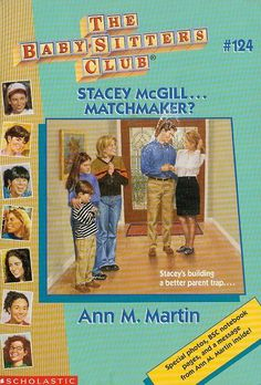 The Baby-Sitters Club #124 Stacey McGill…Matchmaker