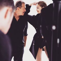 Happy Birthday to a true light in my life @mariotestino - it will forever be an honor to be in front of your lens & to learn from you; most of all, I'm so grateful to call you my friend. Thank you for the adventures and the laughs. Wishing you a beautiful day today and many many more. 🎂❤️😄 All my love.
