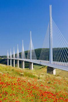 Le Viaduc De Millau - Francia