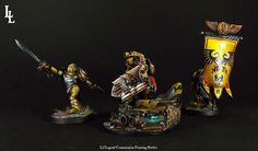 MUST SEE – 30k Imperial Fists' Hotness! | Spikey Bits