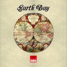 Earth day by foodism