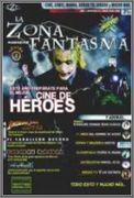 DescargarZona Fantasma - Noviembre 2013 - Cine de Heroes - PDF - IPAD - ESPAÑOL - HQ