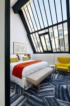 New Rooms at L'Hotel Du Ministere in Paris / François Champsaur