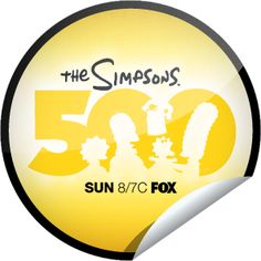 The Simpsons 500th Episode