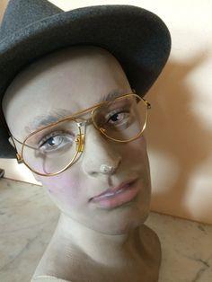 CARTIER Vintage montatura occhiali da uomo anni 80, originale, placcato oro by inlove4vintage on Etsy