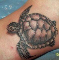 turtle tattoos with flowers   turtle tattoo