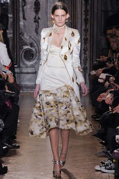 Seemingly Singed Gowns : giles deacon