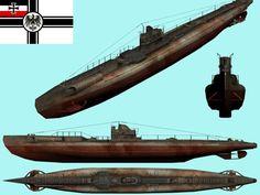WW 1 *U-Boat