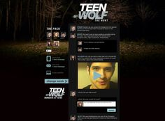 "MTV Brings Fans Into The ""Teen Wolf"" Story With Social TV Program, ""The Hunt"" 
