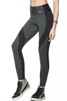 Calça Legging Compress Fit • LIVE! • #shoponline #endless #fitness #running #leggings #pants