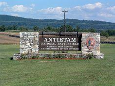 Antietam National Battlefield Sharpsburg ,Maryland